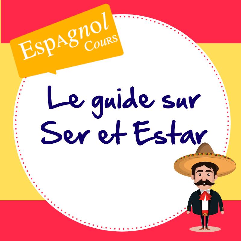 Ser En Espagnol Les Verbes Etre Partie 1 Espagnol Cours