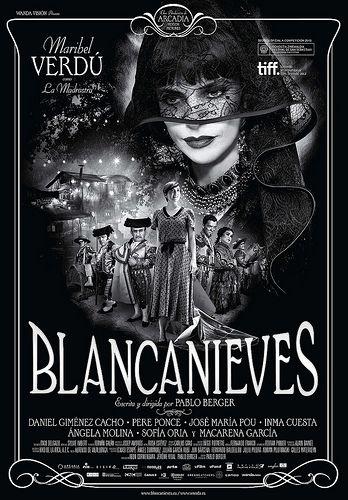 Blanca Nieves affiche du film