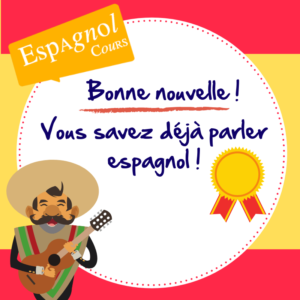 Similitudes en espagnol français, les mots similaires