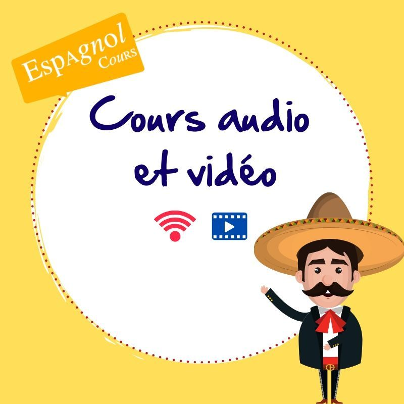 cours espagnol en video mp3