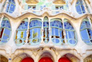 Casa Batllo - Antoni Gaudí - Barcelona