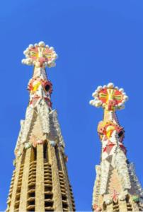 clocher sagrada familia